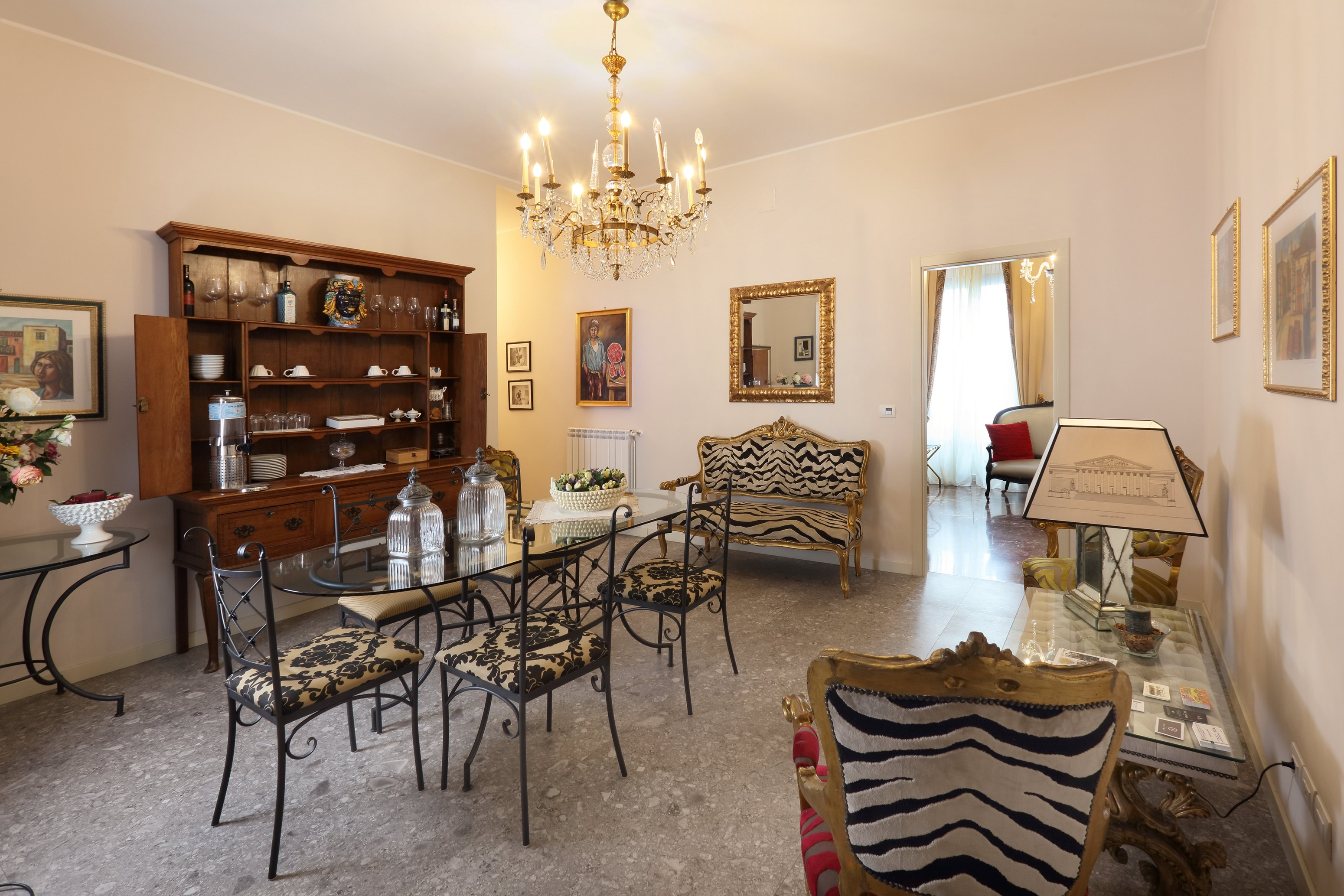 Slide Down 1 Gloeden Suite Room Taormina